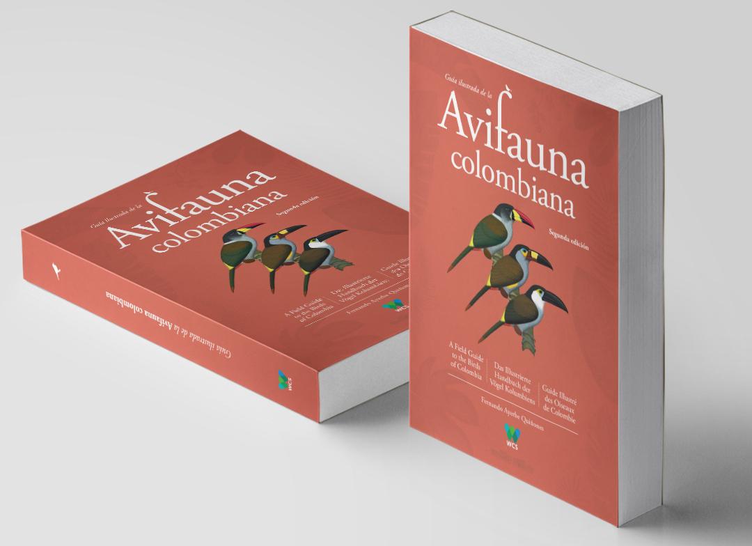 Guía ilustrada de la avifauna colombiana F.Ayerbe - WCS 2da edición