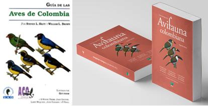 Combo: Hilty & Brown + Avifauna F.Ayerbe-WCS 2da edición