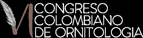 VI Congreso Colombiano de Ornitologia